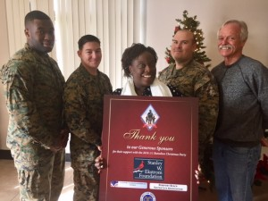 Marines Children's Christmas Party